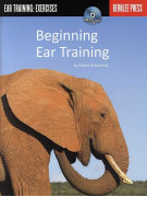 Beginning Ear Training All Instruments (book/CD)