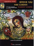 Fire Garden - Naked Vamps (Book/CD)