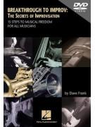 Breakthrough to Improv: The Secrets of Improvisation (DVD)