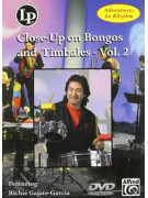 Close-up on Bongos and Timbales vol.2 (DVD)