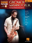 Grover Washington, Jr.: Saxophone Play-Along Volume 7 (book/CD)