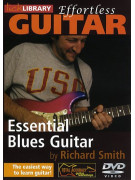 Lick Library: Effortless Guitar - Essential Blues Guitar (DVD)