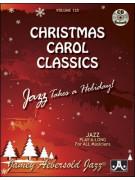 Christmas Carol Classics (book/CD play-along)