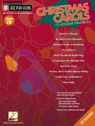 Jazz Play-Along Vol. 20: Christmas Carols (book/CD)