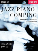 Jazz Piano Comping (book/CD)