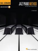 Hal Leonard Jazz Piano Method (book/Audio Online)