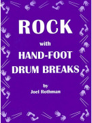 Rock with Hand-Foot Drum Breaks