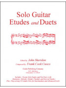 Solo Guitar Etudes and Duets (book/CD)