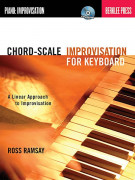 Chord-Scale Improvisation for Keyboard (book/CD)