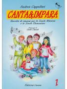 Canta & impara (libro/CD)