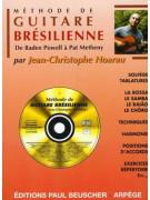 Méthode de guitare brésilienne (book/CD)