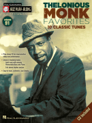 Jazz Play-Along Volume 91: Thelonious Monk Favourites (book/CD)