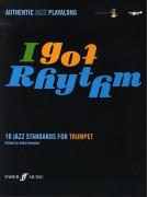 I Got Rhythm for Trumpet (book/CD play-along)