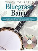 Teach Yourself Bluegrass Banjo (book/CD)