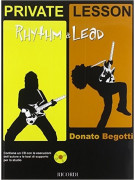 Donato Begotti - Rhythm & Lead (libro/CD)