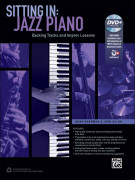 Sitting In: Jazz Piano (book/DVD)