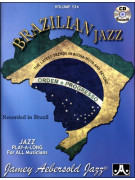 Brazilian Jazz (book/CD play-along)