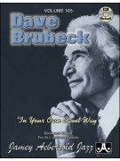 Dave Brubeck (book/CD play-along)