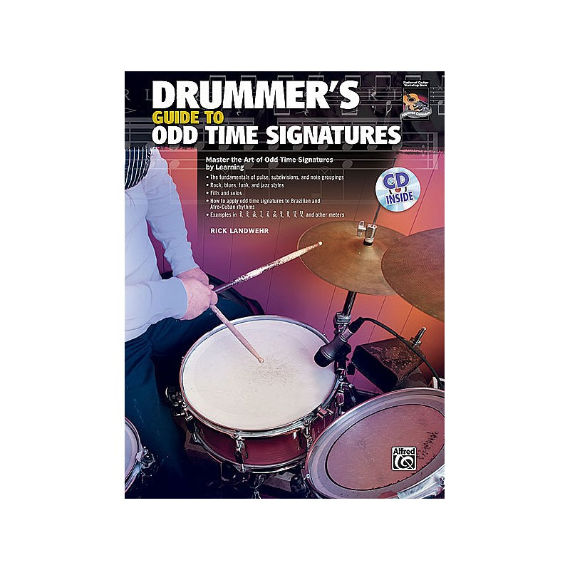 Drummer S Guide To Odd Time Signatures | Download eBook ...