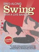 Sing-Along Swing With A Live Band (book/CD)