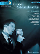 Great Standards: Pro Vocal Men's Edition Volume 22 (book/CD)