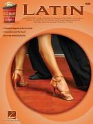 Big Band Play-Along: Latin Piano (book/CD)