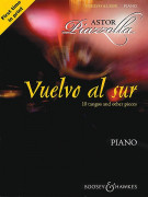 Vuelvo al Sur for Piano