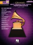 The Grammy Awards Best Female Pop Vocal Performance 1990-1999 (book/CD)