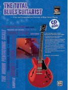The Total Blues Guitarist (book/CD)