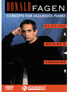 Concepts for Jazz/Rock Piano (DVD)