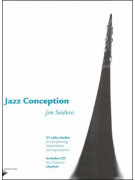 Jazz Conception for Clarinet (book/CD play-along)
