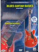 Ultimate Beginner Series: Blues Guitar Basics (book/CD/DVD)