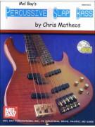 Percussive Slap Bass (book/CD)
