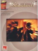 Big Band Play-Along: Standards Bass (book/CD)