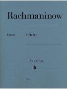 Sergei Rachmaninoff: 24 Prelude