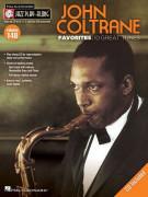 Jazz Play-Along Volume 148: John Coltrane Favorites (book/CD)