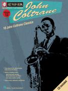 Jazz Play-Along vol. 13: John Coltrane (book/CD)