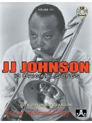 J.J.Johnson: 13 Original Solos (book/CD play-along)