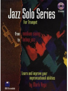 Jazz Solo Series for Trumpet (book/CD)