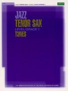 ABRSM Jazz: Tenor Sax Level/Grade 1 (CD play-along)