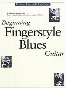 Beginning Fingerstyle Blues Guitar (book/CD)