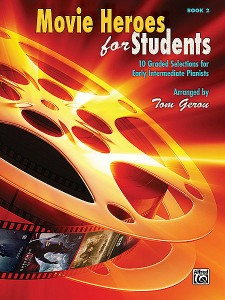Movie Heroes for Students, 2 (book/CD)