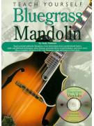 Teach Yourself Bluegrass Mandolin (book/CD)
