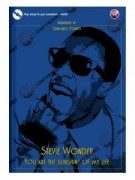 Stevie Wonder - You're the Sunshine of My Life (libro/CD)