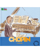 Chopin Fryderyk - Alla scoperta dei compositori (libro/CD)