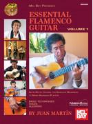 Essential Flamenco Guitar: Volume 1 (BOOK/2-DVD)