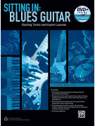Sitting In: Blues Guitar (book/DVD)