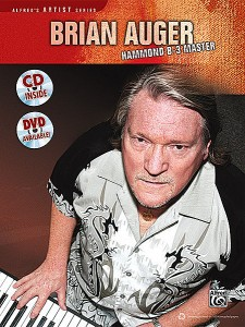 Brian Auger: Hammond B-3 Master (book/CD)