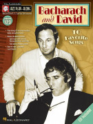 Jazz Play-Along vol.123: Bacharach & David (book/CD)