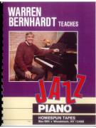 Teaches Jazz Piano (book & 6 CD)